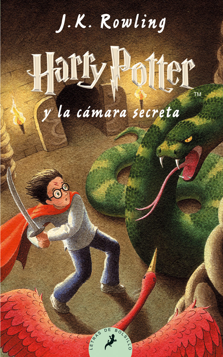 HARRY POTTER Y LA CAMARA SECRETA -ROWLING, J. K.-9788498382679
