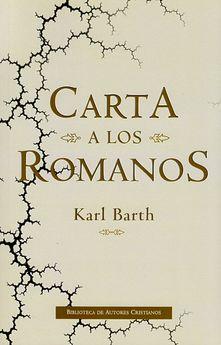 CARTA A LOS ROMANOS-BARTH, KARL-9788422015918