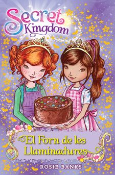 SECRET KINGDOM 8. EL FORN DE LES LLAMINADURES-BANKS, ROSIE-9788424651329