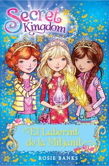 SECRET KINGDOM 12. EL LABERINT DE LA MITJANIT-BANKS, ROSIE-9788424651404