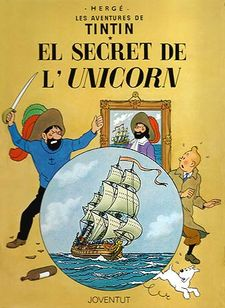 EL SECRET DE L''UNICORN-REMI, GEORGES-9788426111807