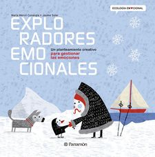 EXPLORADORES EMOCIONALES (SPA)-CONANGLE, MARIA MERCÈ / SOLER,JAUME-9788434238367