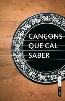 CANÇONS QUE CAL SABER -Anna Costal Fornells-9788498090833