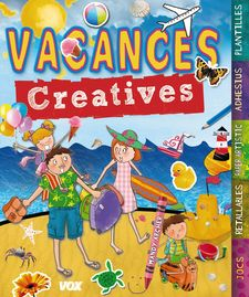VACANCES CREATIVES-LAROUSSE EDITORIAL-9788499740744