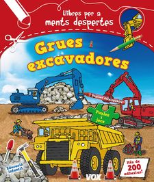 GRUES I EXCAVADORES-LAROUSSE EDITORIAL-9788499740935