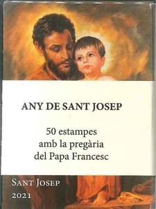 ESTAMPA ANY DE SANT JOSEP PACK 50 UNTS-BALMES-9780003065367