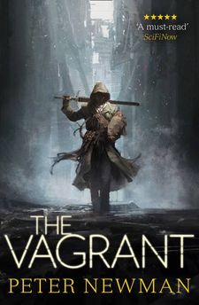 THE VAGRANT -NEWMAN PETER-9780007593132