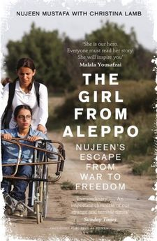 THE GIRL FROM ALEPPO-MUSTAFA NUJEEN-9780008192815