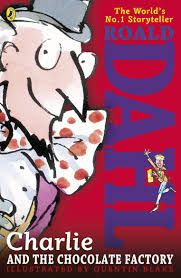 CHARLIE AND THE CHOCOLATE FACTORY -DAHL, ROALD-9780141346458