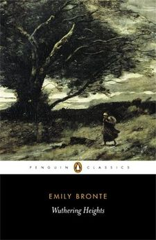 WUTHERING HEIGHTS -BRONTË, EMILY-9780141439556