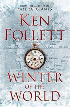 WINTER OF THE WORLD-FOLLET, KEN-9780230710108