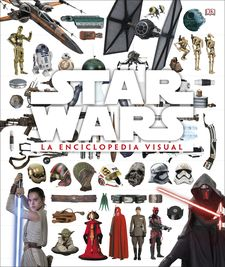 STAR WARS LA ENCICLOPEDIA VISUAL-VV. AA.-9780241320600