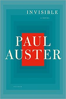 INVISIBLE-AUSTER, PAUL-9780312389420