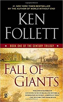 FALL OF GIANTS-FOLLETT, KEN-9780330535441