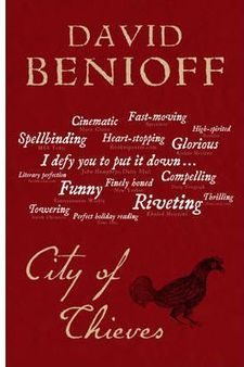 CITY OF THIEVES -BENIOFF-9780340977392