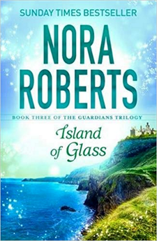 ISLAND OF GLASS-ROBERTS NORA-9780349407883
