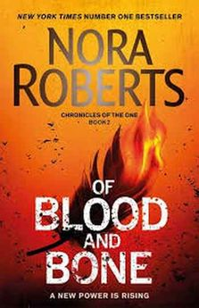 OF BLOOD AND BONE-ROBERTS NORA-9780349414980
