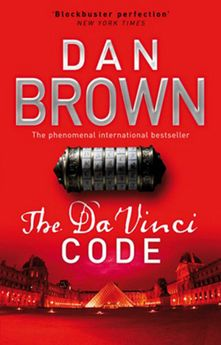 THE DA VINCI CODE-BROWN, DAN-9780552154017