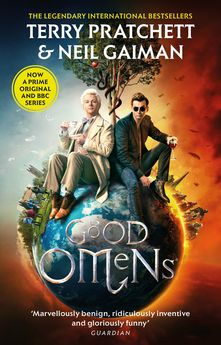 GOOD OMENS (AMAZON TV)-GAIMAN,NEIL-9780552176453