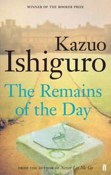 REMAINS OF THE DAY, THE -ISHIGURO, KAZUO-9780571200733