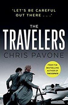 THE TRAVELERS-PAVONE CHRIS-9780571298907