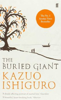 THE BURIED GIANT -ISHIGURO, KASHUO-9780571315062