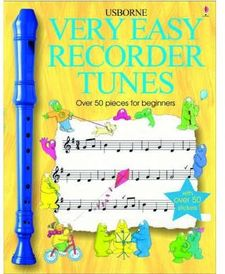 VERY EASY RECORDER TUNES -VARIOS-9780746056271