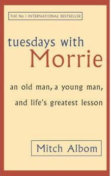 TUESDAYS WITCH MORRIE -ALBOM, MITCH-9780751529814