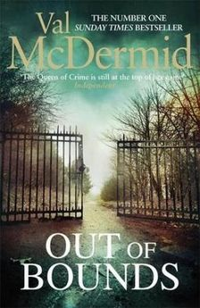 OUT OF BOUNDS-MCDERMID VAL-9780751561432