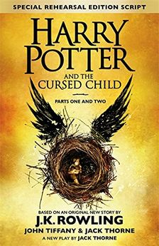 HARRY POTTER AND THE CURSED CHILD (PARTS 1 AND 2)-ROWLING, J. K./THORNE, JACK/TIFFANY, JOHN-9780751565355