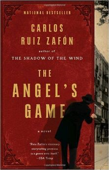 THE ANGEL'S GAME -RUIZ ZAFÓN, CARLOS-9780753827505