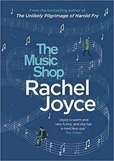 THE MUSIC SHOP-JOYCE RACHEL-9780857521934