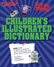 CHILDREN´S ILLUSTRATED DICTIONARY-AA.VV-9781407555201