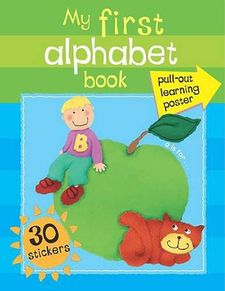 MY FIRST ALPHABET BOOK -AA.VV.-9781407589220