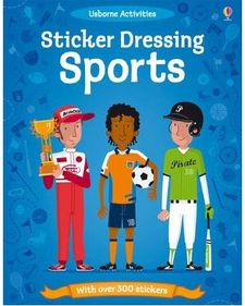 SPORTS STICKERS -AA.VV.-9781409508083