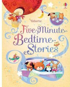 FIVE-MINUTE BEDTIME STORIES -TAPLIN, SAM-9781409524632