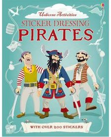 PIRATES STICKERS -AA.VV.-978-1-4095-3226-2