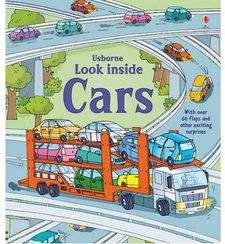 LOOK INSIDE CARS -JONES, ROB LLOYD-9781409539506