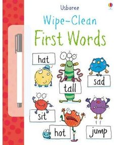 FIRST WORDS -A.A.V.V.-9781409551508