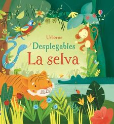 LA SELVA DESPLEGABLE -AAVV-9781409596097
