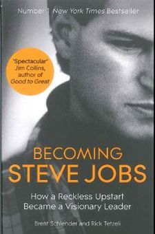BECOMING STEVE JOBS -VARIOS-9781444762013