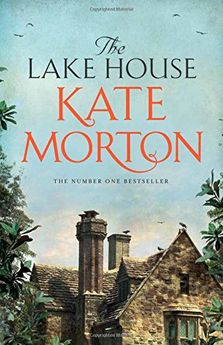 THE LAKE HOUSE -MORTON, KATE-9781447260288