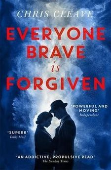 EVERYONE BRAVE IS FORGIVEN-CLEAVE CHRIS-9781473626867