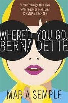 WHERED YOU GO BERNADETTE-SEMPLE,MARIA-9781474601603