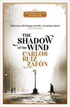 THE SHADOW OF THE WIND-RUIZ ZAFON, CARLOS-9781474609883