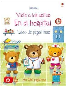VISTE A LOS OSITOS EN EL HOSPITAL-BROOKS FELICITY-9781474909013
