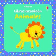 ANIMALES LIBRO ACORDEON -WATT, FIONA-9781474927383