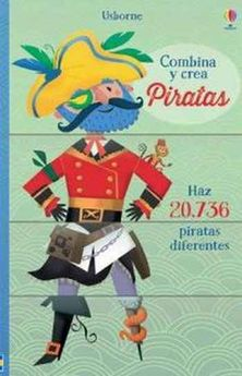 MEZCLA Y COMBINA MODELOS PIRATAS -TAPLIN SAM-9781474929448