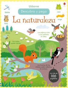 LA NATURALEZA -BROOKS FELICITY-9781474932165