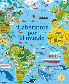 LABERINTOS POR EL MUNDO-SMITH SAM-9781474934442